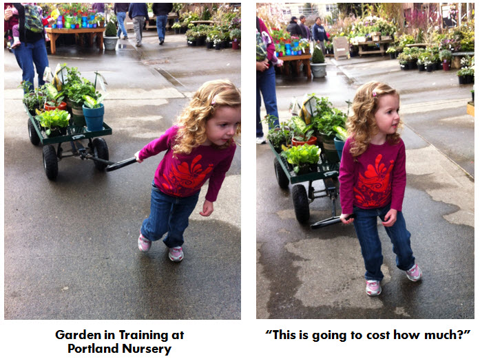 Garden in Training